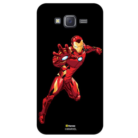 Iron Man 3Black  Samsung Galaxy J5 Case Cover
