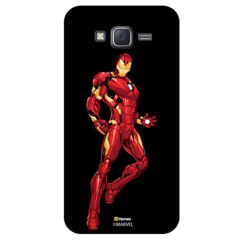 Iron Man 4Black  Samsung Galaxy J5 Case Cover