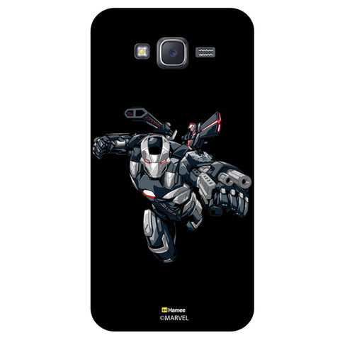 War Machine1Black  Samsung Galaxy J5 Case Cover