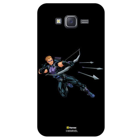 Hawkeye Actionblack  Samsung Galaxy J5 Case Cover