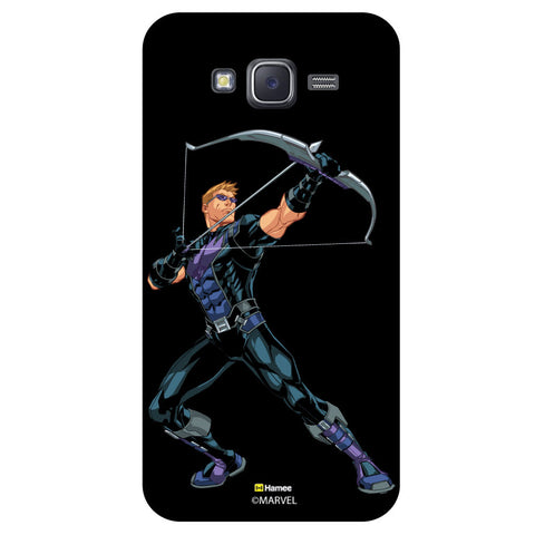 Hawkeye Action1Black  Samsung Galaxy J5 Case Cover