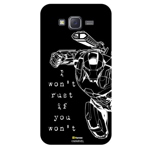 War Machine Reactionblack  Samsung Galaxy J5 Case Cover