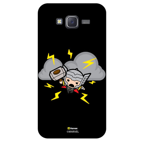Cute Thor 1Black  Samsung Galaxy J5 Case Cover