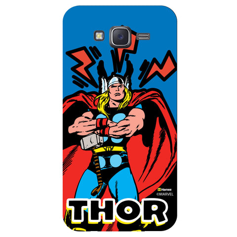 Thor 2Black  Samsung Galaxy J5 Case Cover