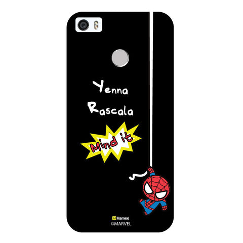 Cute Spider Man 1Black  Coolpad Max Case Cover