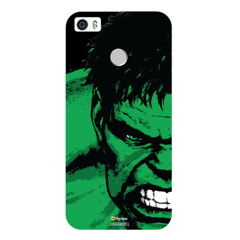 Hulk Faceblack  Coolpad Max Case Cover