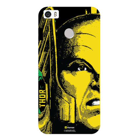 Thor Faceblack  Coolpad Max Case Cover