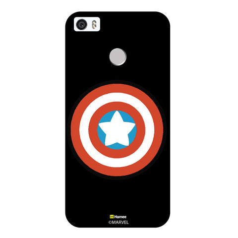 Captain America Badgeblack  Coolpad Max Case Cover