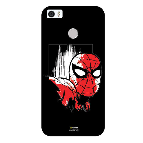Spider Man 1Black  Coolpad Max Case Cover