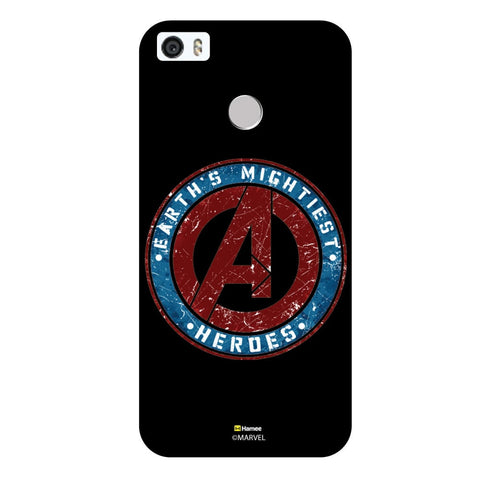 Avengers Logoblack  Coolpad Max Case Cover