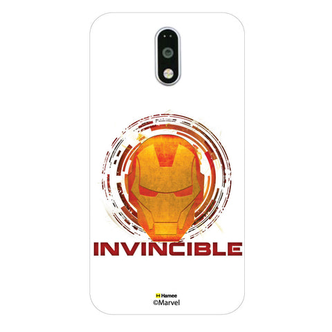 The Invinvible Iron Man Moto G4 Plus/G4 Case Cover