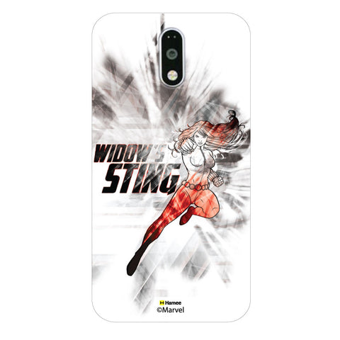 Black Widow's Sting Moto G4 Plus/G4 Case Cover