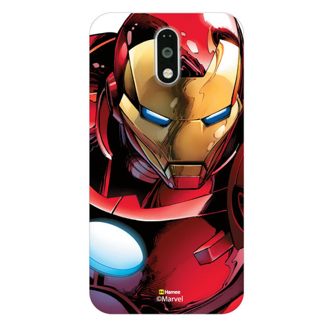 Iron Man Face Moto G4 Plus/G4 Case Cover