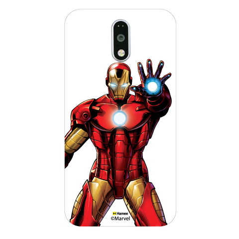 The Iron Man Moto G4 Plus/G4 Case Cover