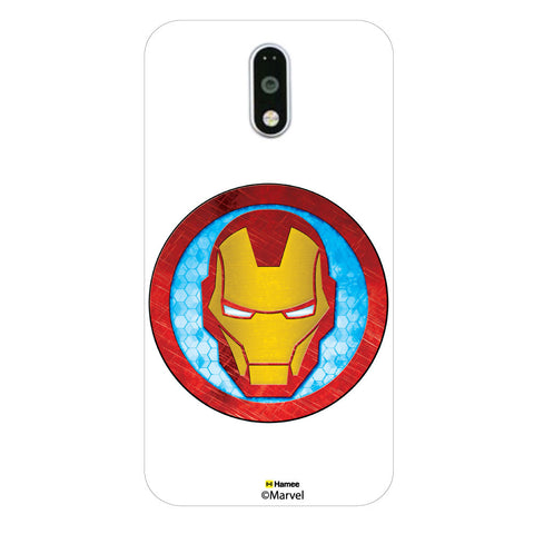 The Iron Man Face Logo Moto G4 Plus/G4 Case Cover