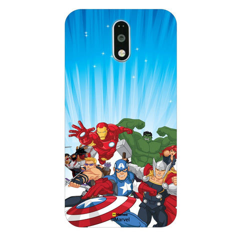 Avengers The Complete Team Moto G4 Plus/G4 Case Cover