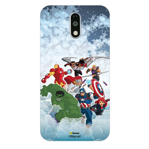 Avengers Assemble Moto G4 Plus/G4 Case Cover