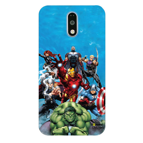 The Complete Avengers Moto G4 Plus/G4 Case Cover