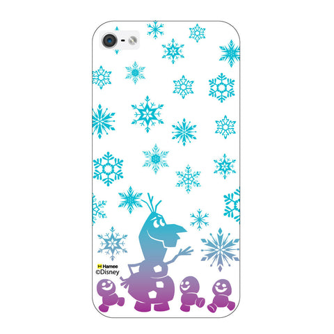 Disney Princess Frozen ( Olaf Trolls Ice Flakes ) iPhone 5 / 5S Cases