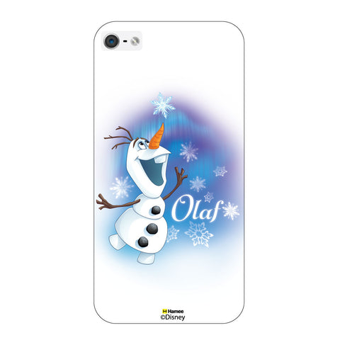 Disney Princess Frozen ( Olaf Ice Flakes )  iPhone 5 / 5S Cases