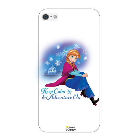 Disney Princess Frozen ( Anna Keep Calm ) iPhone 5 / 5S Cases