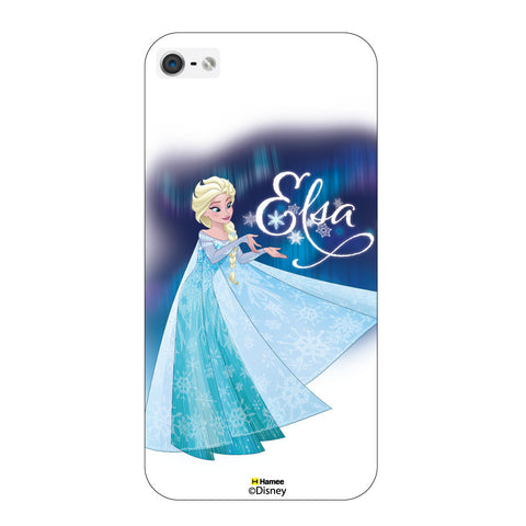 Disney Princess Frozen ( Elsa Dress ) iPhone 5 / 5S Cases