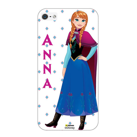 Disney Princess Frozen ( Anna style ) iPhone 5 / 5S Cases