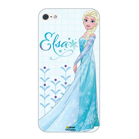 Disney Princess Frozen ( Elsa Motifs ) iPhone 5 / 5S Cases