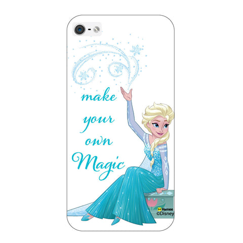 Disney Princess Frozen ( Elsa Magic ) iPhone 5 / 5S Cases