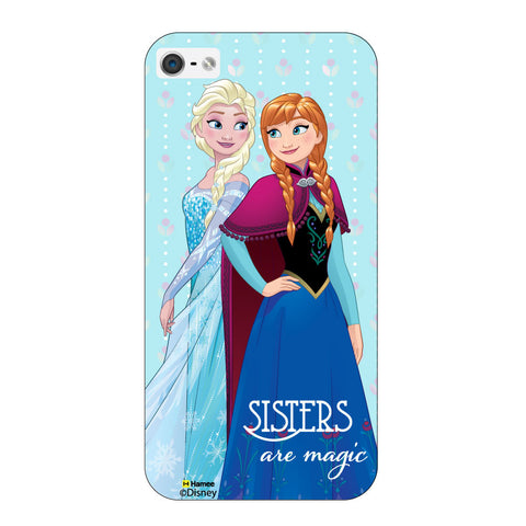 Disney Princess Frozen ( Sisters are Magic ) iPhone 5 / 5S Cases