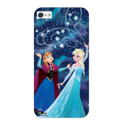 Disney Princess Frozen ( Anna Elsa Magic ) iPhone 6 Plus / 6S Plus Covers
