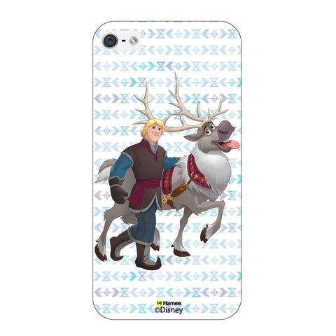 Disney Princess Frozen ( Kristoff Sven ) iPhone 5 / 5S Cases