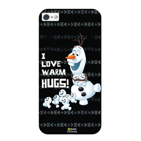 Disney Princess Frozen ( Olaf Love Hugs ) iPhone 5 / 5S Cases