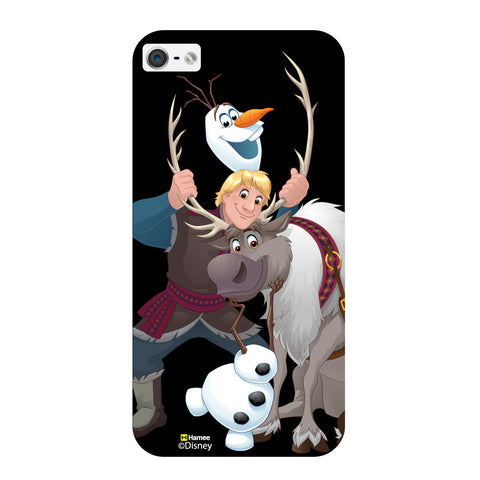 Disney Princess Frozen ( Kristoff Sven Olaf )  iPhone 5 / 5S Cases