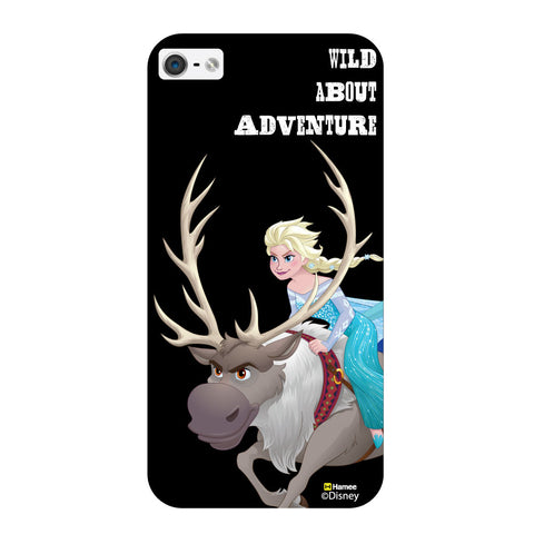 Disney Princess Frozen ( Elsa Wild Adventure ) iPhone 5 / 5S Cases