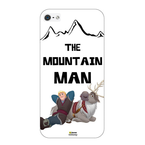 Disney Princess Frozen ( Kristoff Mountain Man )  iPhone 5 / 5S Cases