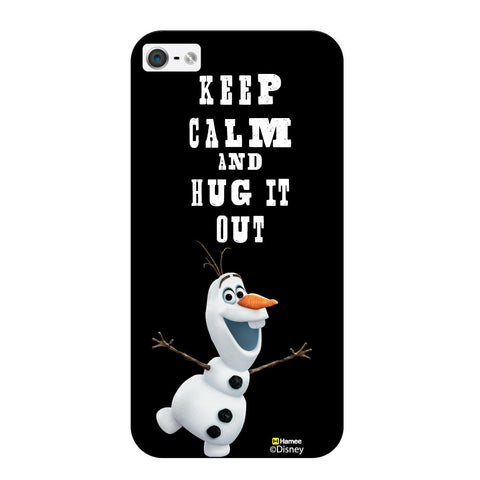 Disney Princess Frozen ( Olaf Keep Calm ) iPhone 6 Plus / 6S Plus Covers