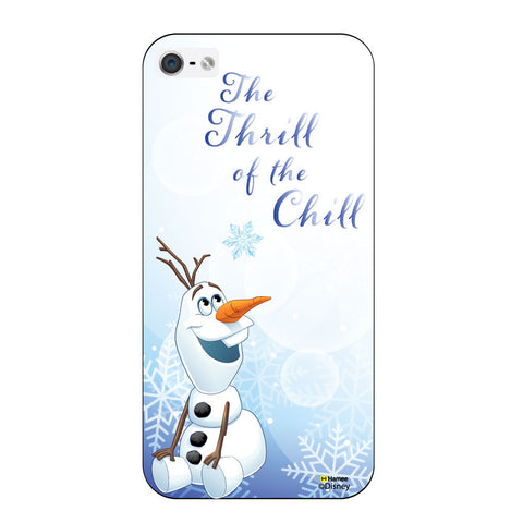 Disney Princess Frozen ( Olaf Chill Thrill ) Oppo F1
