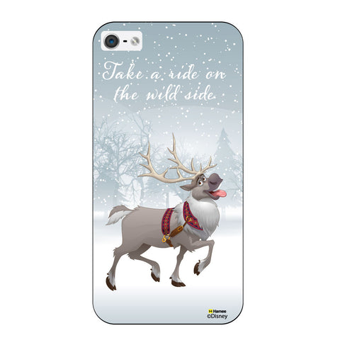 Disney Princess Frozen ( Sven Wild Ride )  iPhone 5 / 5S Cases
