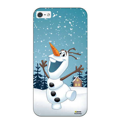 Disney Princess Frozen ( Olaf Snow )  iPhone 5 / 5S Cases