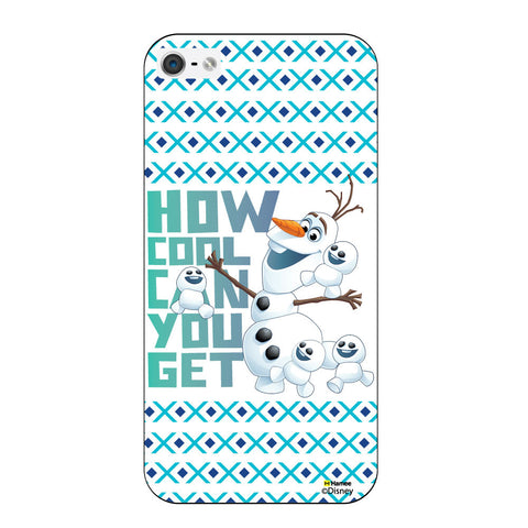 Disney Princess Frozen ( Olaf Cool )  iPhone 6 / 6S Cases
