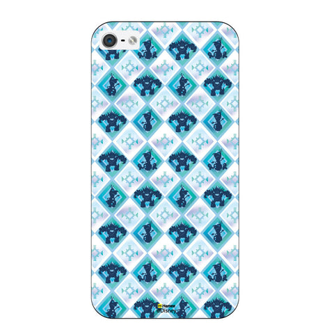 Disney Princess Frozen ( Olaf Pattern )  iPhone 5 / 5S Cases