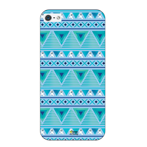 Disney Princess Frozen ( Snow Bros Pattern )  iPhone 5 / 5S Cases