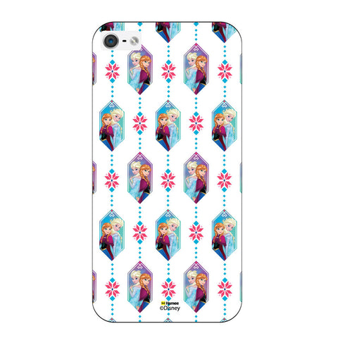 Disney Princess Frozen ( Anna Elsa Pattern )  Oppo F1