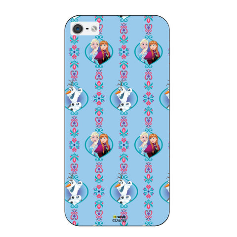 Disney Princess Frozen ( Frozen Pattern )  Oppo F1