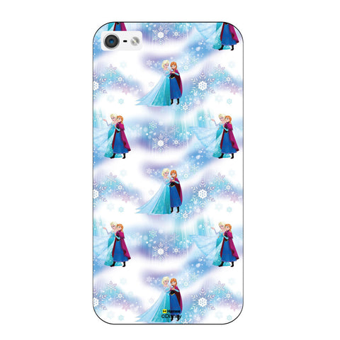 Disney Princess Frozen ( Anna Elsa Pattern 2 )  iPhone 6 Plus / 6S Plus Covers