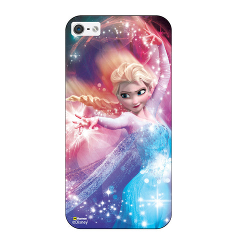 Disney Princess Frozen Official Licensed Designer Cover Hard Back Case for OnePlus X / One Plus X / 1 + X ( Elsa 4 )  LeEco Le 1s
