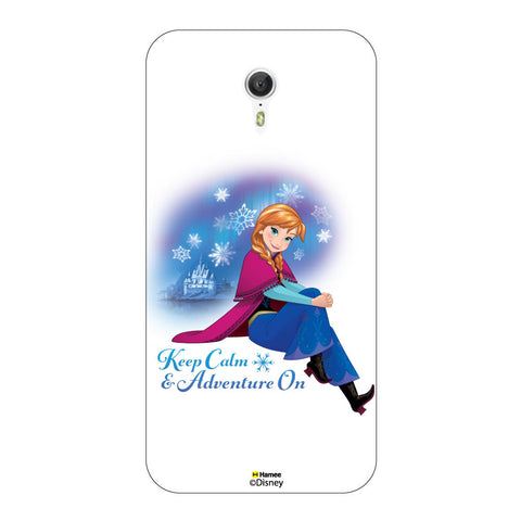 Disney Princess Frozen ( Anna Keep Calm ) Meizu M3 Note