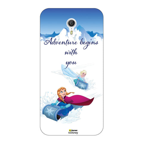 Disney Princess Frozen ( Elsa Anna Adventure ) Lenovo ZUK Z1