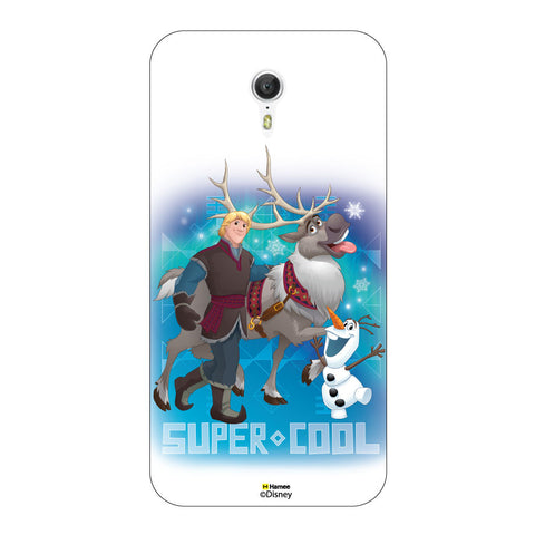 Disney Princess Frozen ( Kristoff Sven Olaf Supercool )  Meizu M3 Note